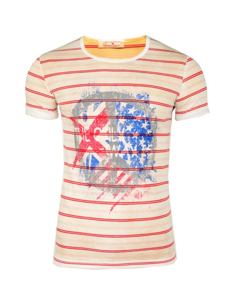 T-shirt Peace Bg
