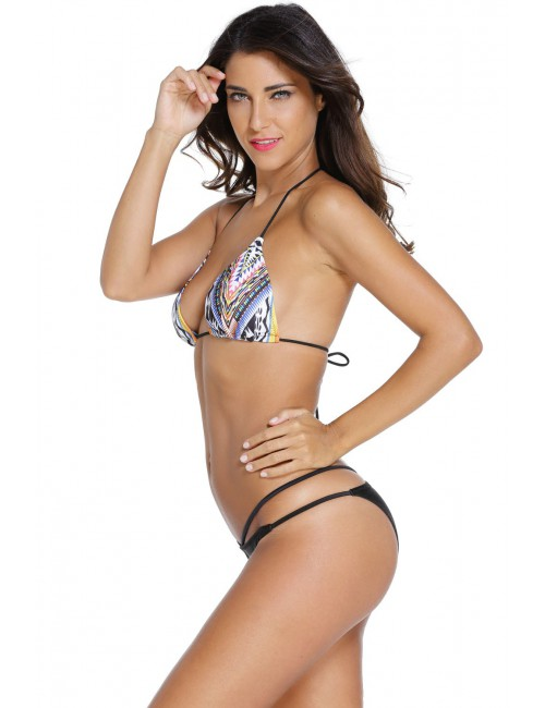 Bikini Triangolo Black