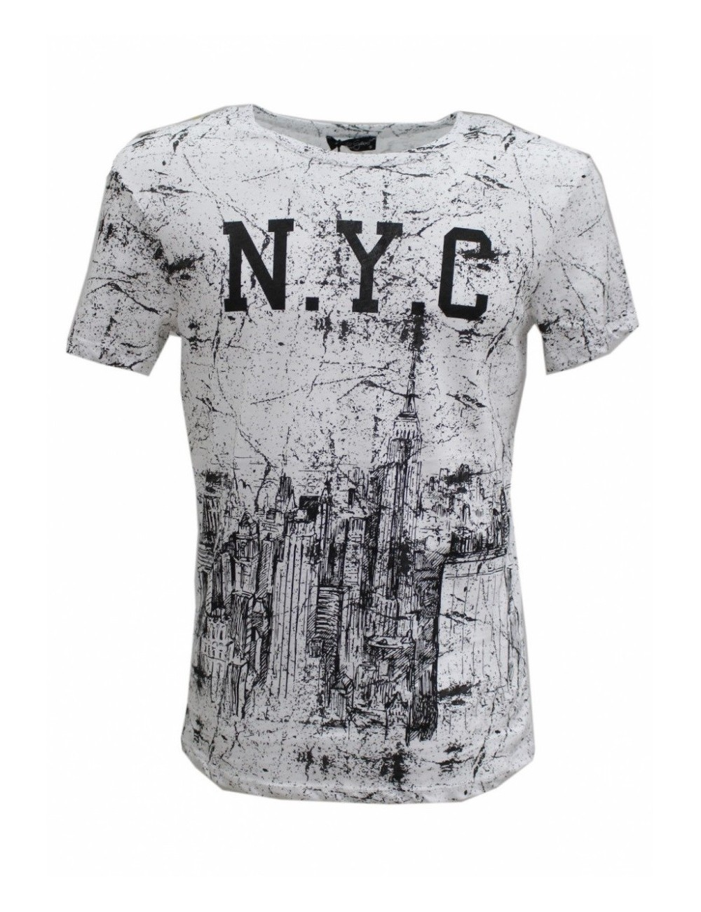 T-shirt N.Y.C Made Italy