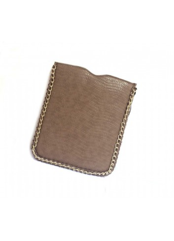 Custodia Tablet Taupe