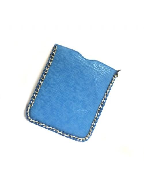 Custodia Tablet Blue