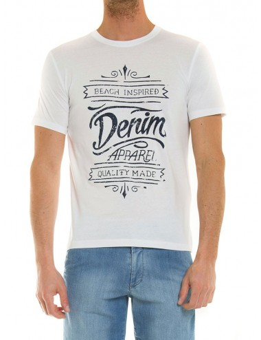 T-shirt Denim Carrera Jean