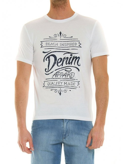 T-shirt Denim Carrera Jeans