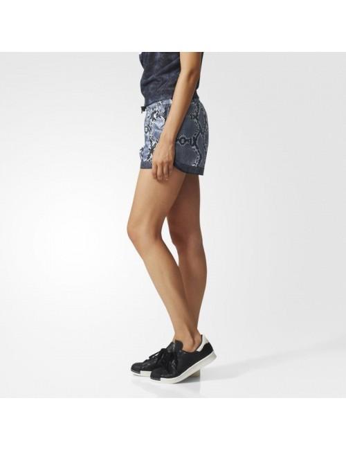 Bermuda Adidas Original Donna Pantaloncino Maculato