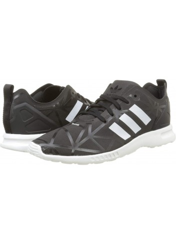 Scarpe Donna Adidas ZX Flux Nere Smooth Torsion