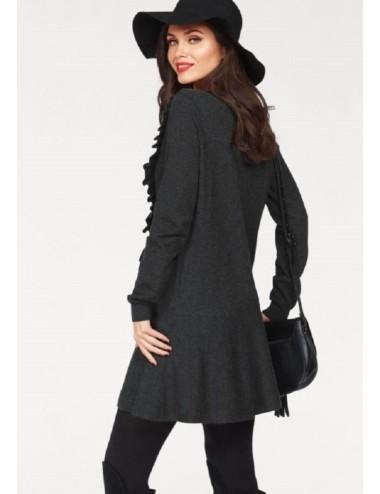 Vero Moda Vestito Donna Helena girocollo colore grigio