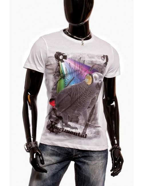 T-SHIRT CARISMA MUSIC
