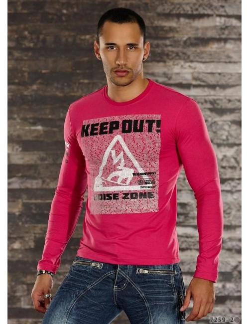 T-SHIRT KEEP OUT